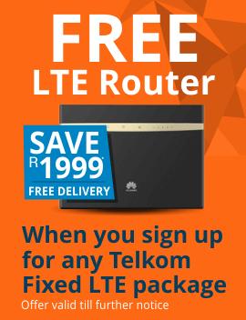 Axxess - Telkom Fixed LTE