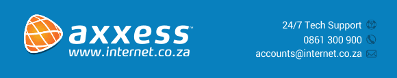 Axxess DSL (Pty) Ltd.